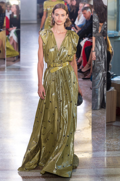 Bottega Veneta Spring 2018 Ready-to-Wear - Look #71