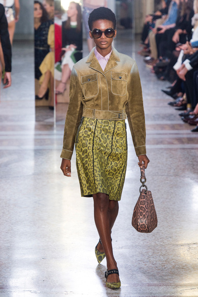 Bottega Veneta Spring 2018 Ready-to-Wear - Look #9