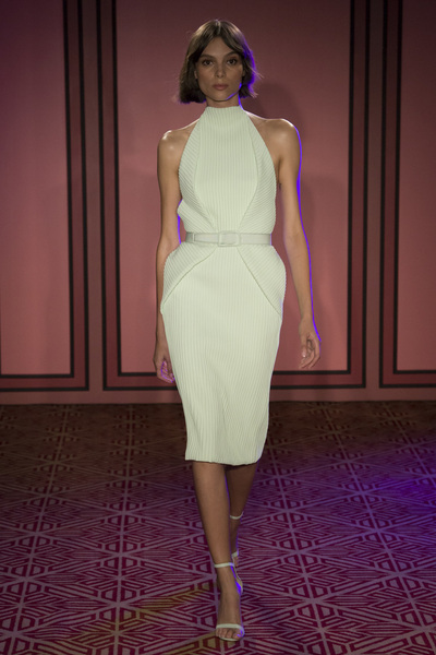 Brandon Maxwell Spring 2018 Ready-to-Wear - Look #20