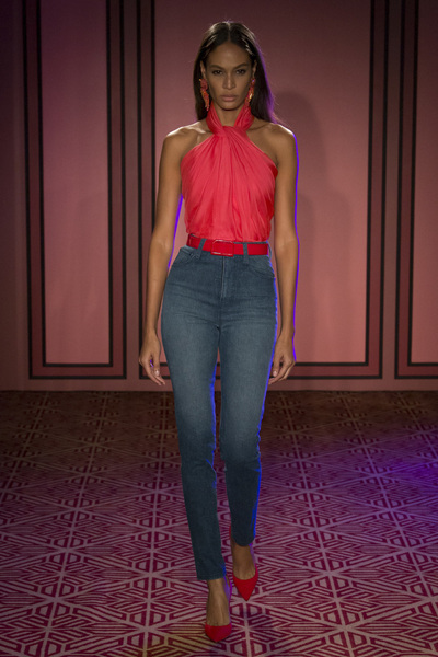 Brandon Maxwell Spring 2018 Ready-to-Wear - Look #3