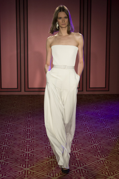 Brandon Maxwell Spring 2018 Ready-to-Wear - Look #31