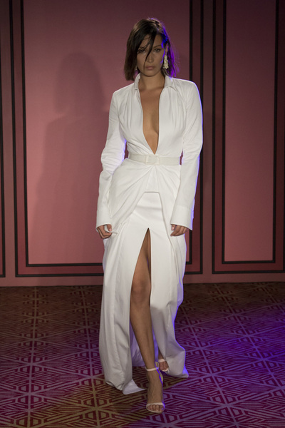 Brandon Maxwell Spring 2018 Ready-to-Wear - Look #32