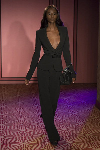 Brandon Maxwell Spring 2018 Ready-to-Wear - Look #33