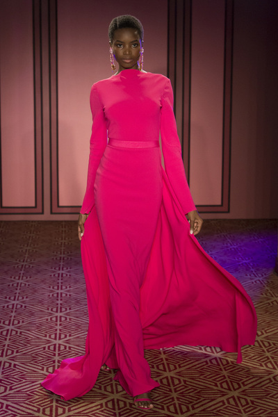 Brandon Maxwell Spring 2018 Ready-to-Wear - Look #39