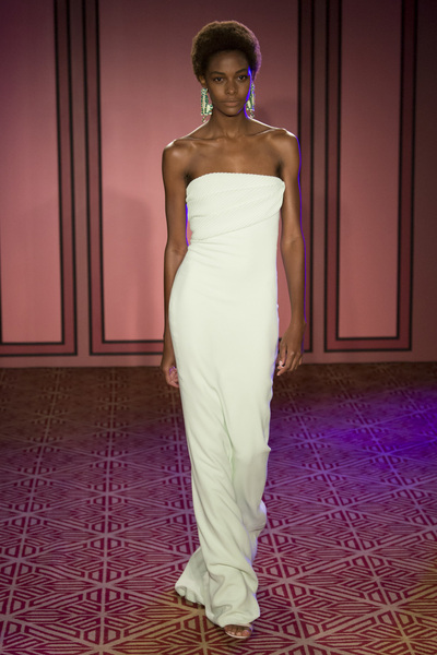 Brandon Maxwell Spring 2018 Ready-to-Wear - Look #40