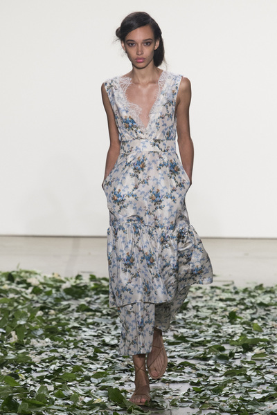 Brock Collection Spring 2018 Ready-to-Wear - Look #19