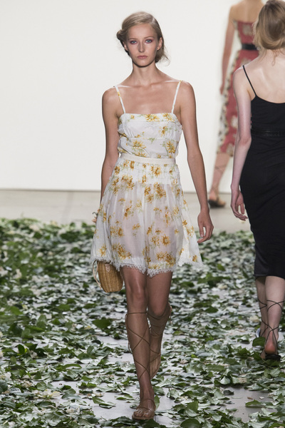 Brock Collection Spring 2018 Ready-to-Wear - Look #20