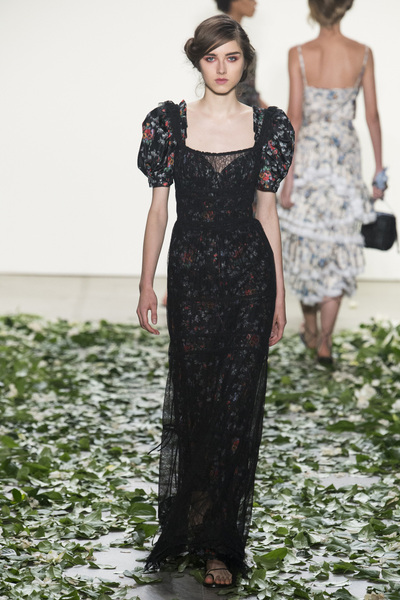 Brock Collection Spring 2018 Ready-to-Wear - Look #31