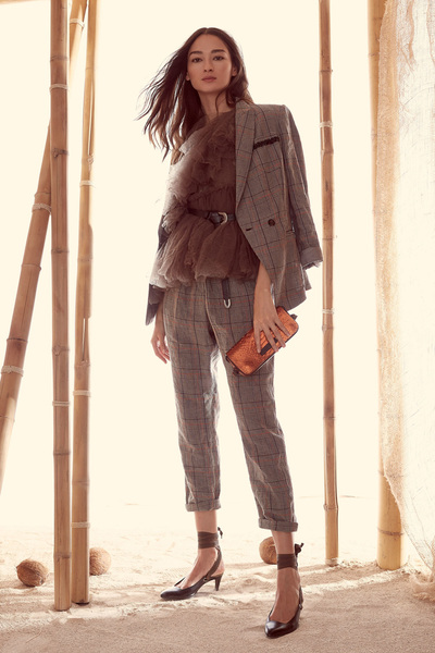 Brunello Cucinelli Spring 2018 Ready-to-Wear - Look #11