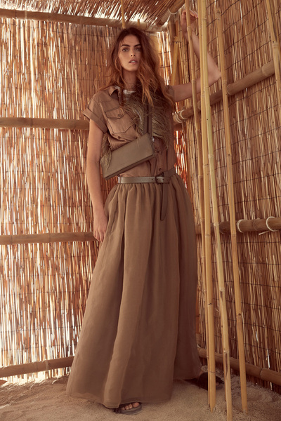 Brunello Cucinelli Spring 2018 Ready-to-Wear - Look #19