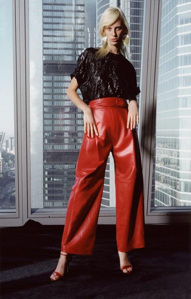 Carmen March Spring 2018 Ready-to-Wear - Look #13