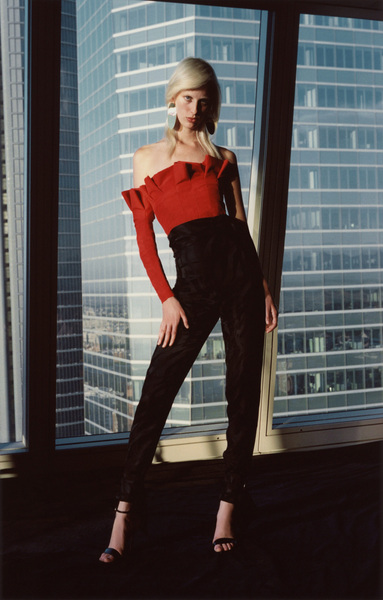 Carmen March Spring 2018 Ready-to-Wear - Look #21