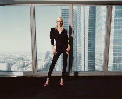 Carmen March Spring 2018 Ready-to-Wear - Look #6