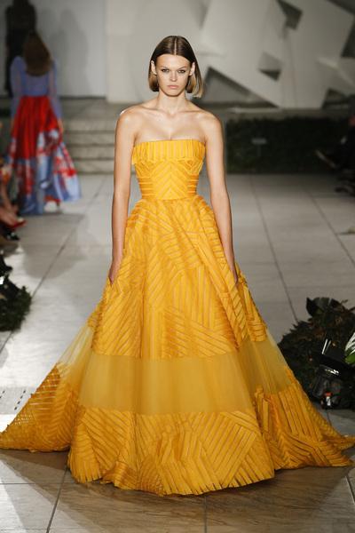 Carolina Herrera Spring 2018 Ready-to-Wear - Look #44