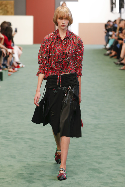 Carven Spring 2018 Ready-to-Wear - Look #35