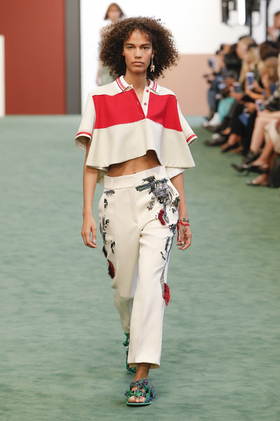 Carven Spring 2018 Ready-to-Wear - Look #37