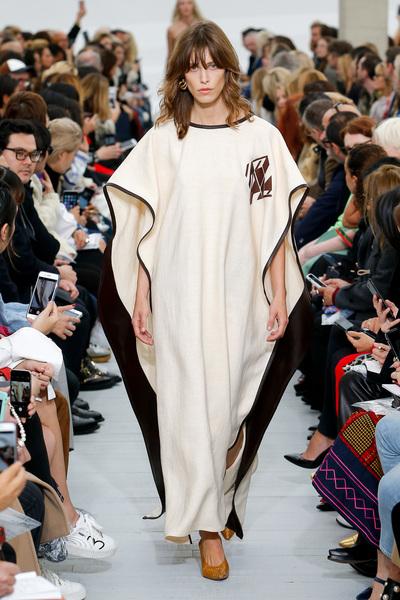 Celine Spring 2018 Ready-to-Wear - Look #13