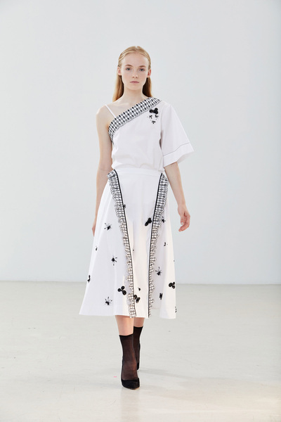 CG Spring 2018 Ready-to-Wear - Look #6