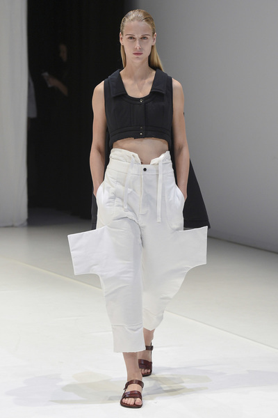 Chalayan Spring 2018 Ready-to-Wear - Look #31