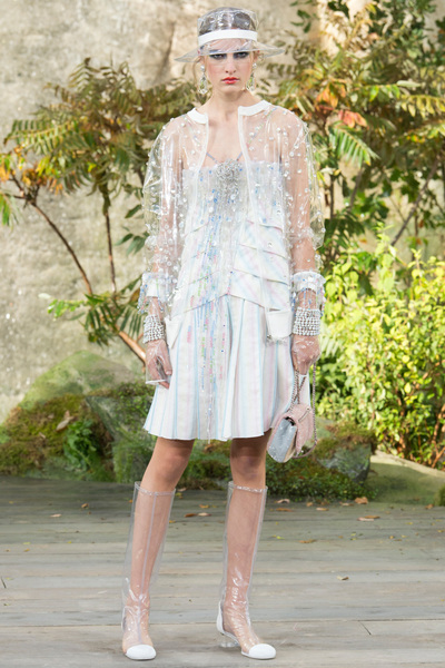CHANEL Spring 2018 Ready-to-Wear - Look #78