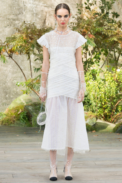 CHANEL Spring 2018 Ready-to-Wear - Look #88