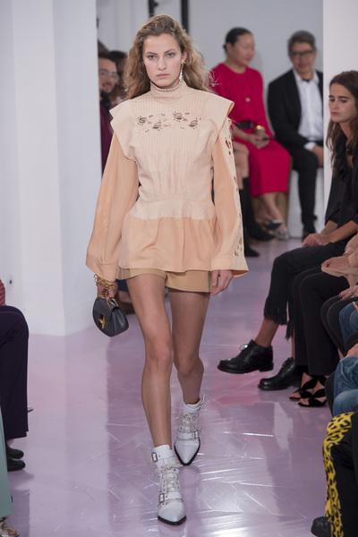 Chloe Spring 2018 Ready-to-Wear - Look #3