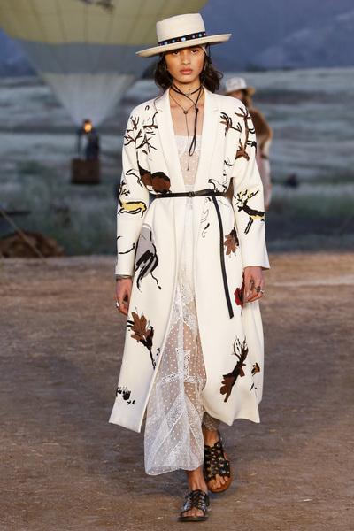 Christian Dior Resort 2018 - Look #24