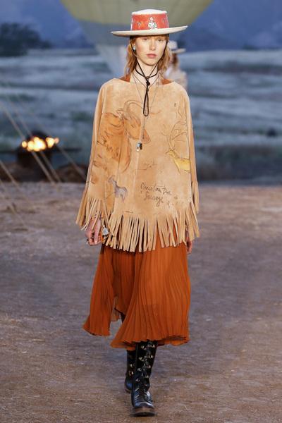 Christian Dior Resort 2018 - Look #30