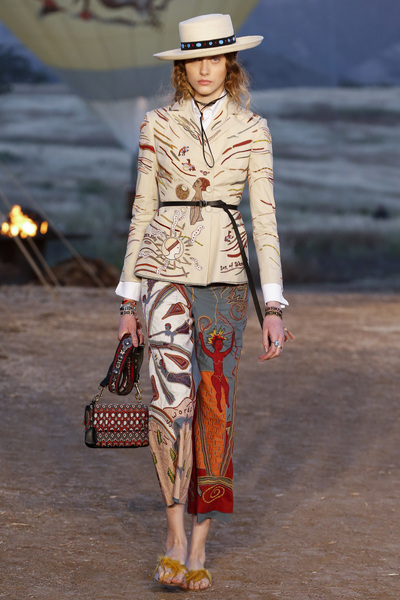 Christian Dior Resort 2018 - Look #31