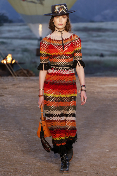 Christian Dior Resort 2018 - Look #36