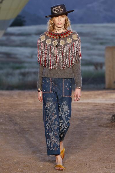 Christian Dior Resort 2018 - Look #41