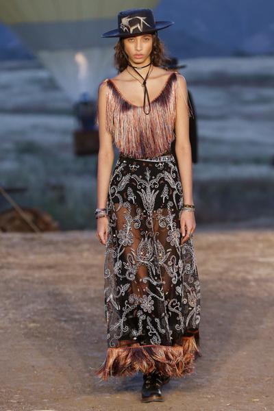 Christian Dior Resort 2018 - Look #57