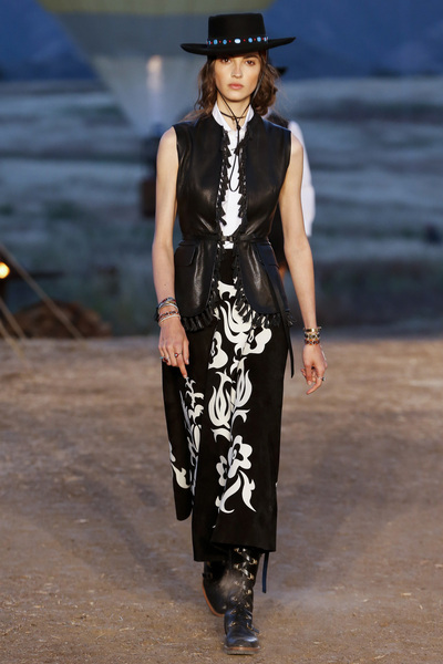 Christian Dior Resort 2018 - Look #63