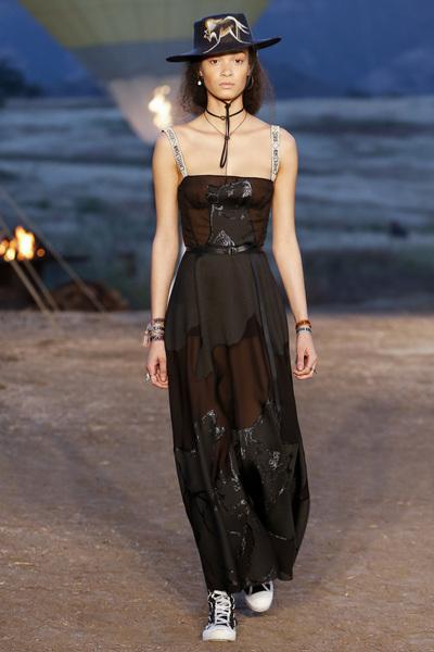 Christian Dior Resort 2018 - Look #65