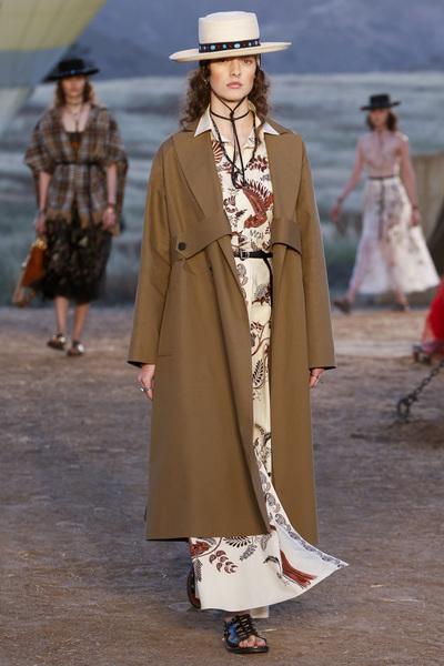Christian Dior Resort 2018 - Look #7
