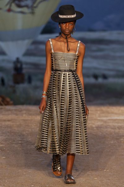 Christian Dior Resort 2018 - Look #73