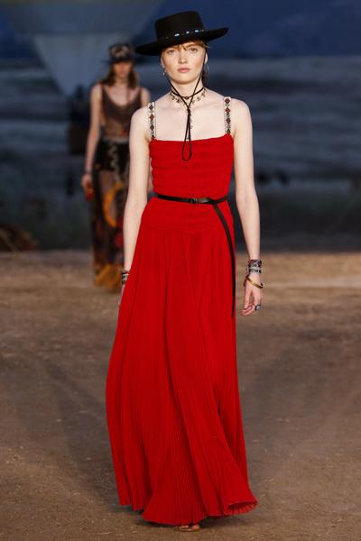 Christian Dior Resort 2018 - Look #81