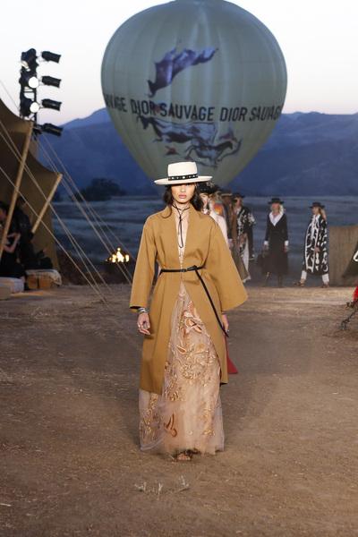 Christian Dior Resort 2018 - Look #85