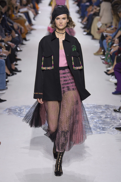Christian Dior Spring 2018 Ready-to-Wear - Look #59