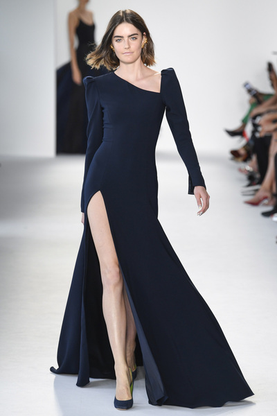 Christian Siriano Spring 2018 Ready-to-Wear - Look #11