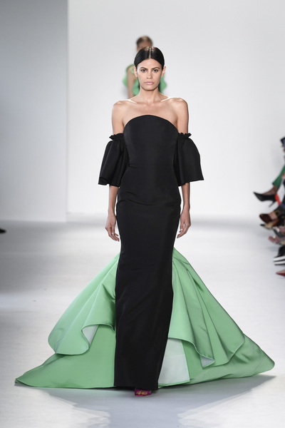 Christian Siriano Spring 2018 Ready-to-Wear - Look #15