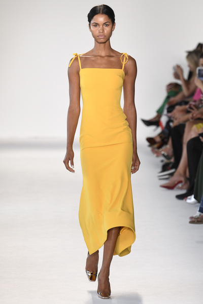 Christian Siriano Spring 2018 Ready-to-Wear - Look #17
