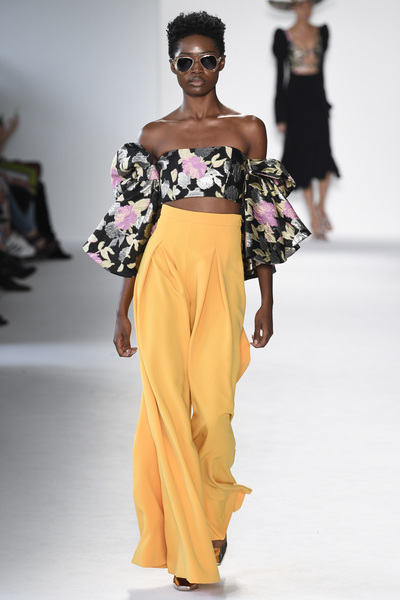 Christian Siriano Spring 2018 Ready-to-Wear - Look #20