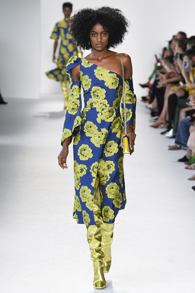 Christian Siriano Spring 2018 Ready-to-Wear - Look #3