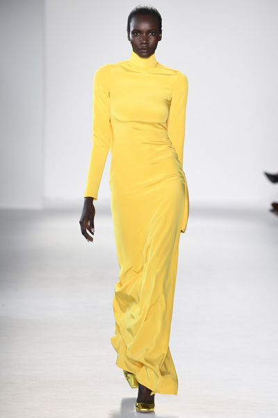 Christian Siriano Spring 2018 Ready-to-Wear - Look #31