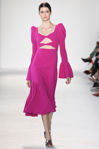 Christian Siriano Spring 2018 Ready-to-Wear - Look #33
