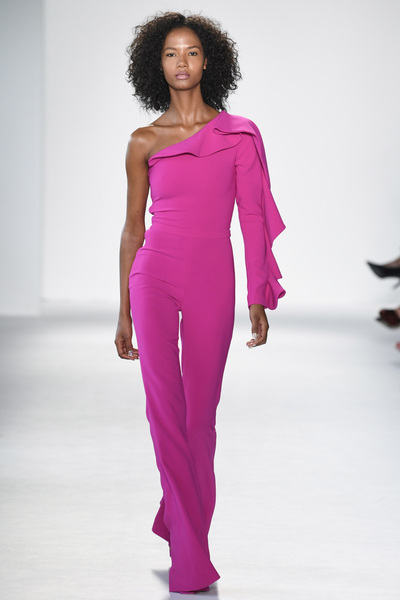 Christian Siriano Spring 2018 Ready-to-Wear - Look #34