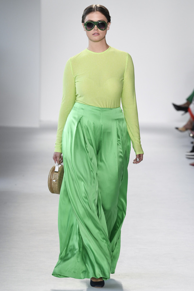 Christian Siriano Spring 2018 Ready-to-Wear - Look #37
