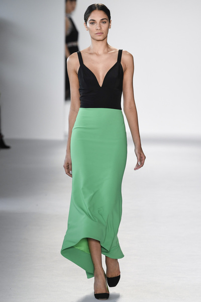 Christian Siriano Spring 2018 Ready-to-Wear - Look #41