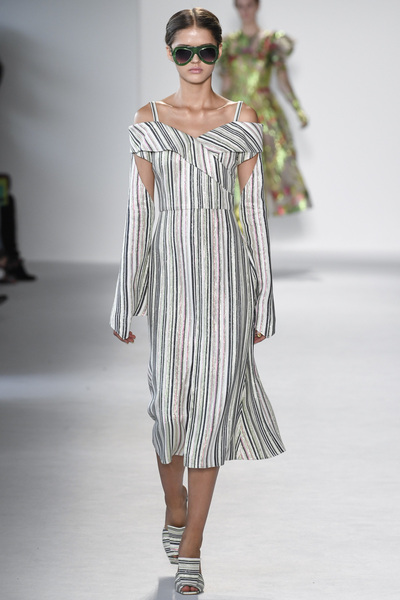 Christian Siriano Spring 2018 Ready-to-Wear - Look #47